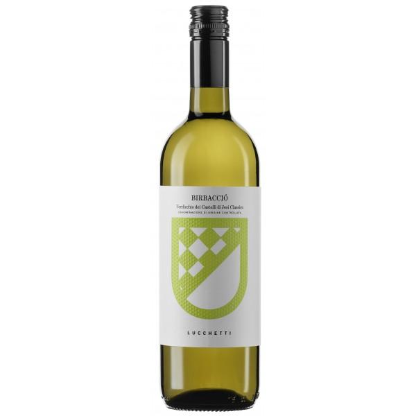 Vino bianco Verdicchio dei Castelli di Jesi Classico - Birbacciò