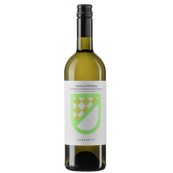 Vino bianco Verdicchio dei castelli di Jesi Superiore - Vigna Vittoria