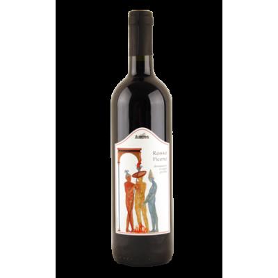 vino rosso piceno D.O.P.