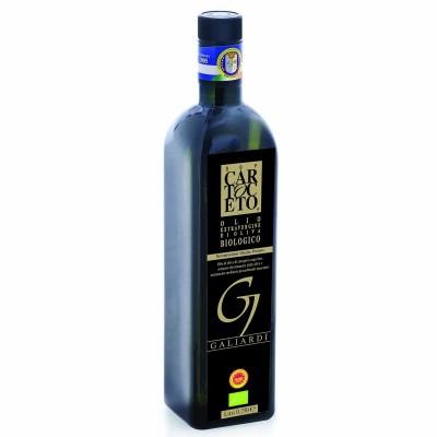 Extravergin olive oil DOP Organic