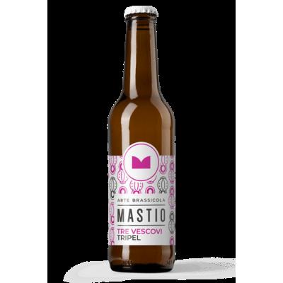 Birra Artigianale Tripel-  I Tre Vescovi