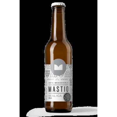 Birra Artigianale Real Iga- Steel