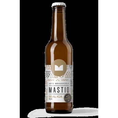 Birra Artigianale doppio malto Real Iga- Barrel